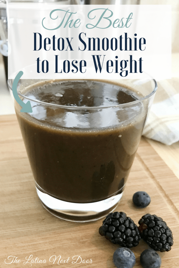 Detox Smoothie Detox Smoothies to Help Lose Weight