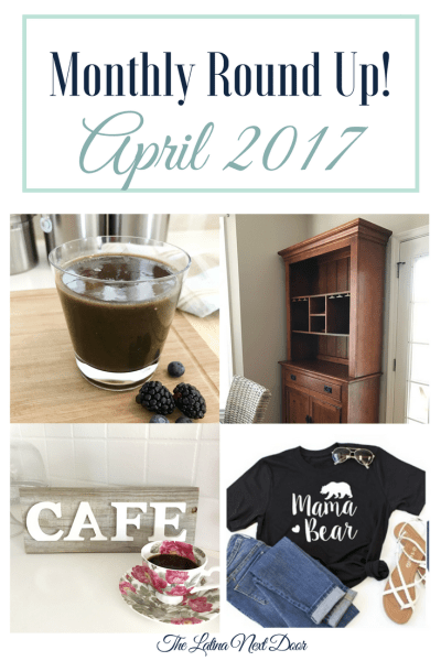 Monthly round up - April 2017