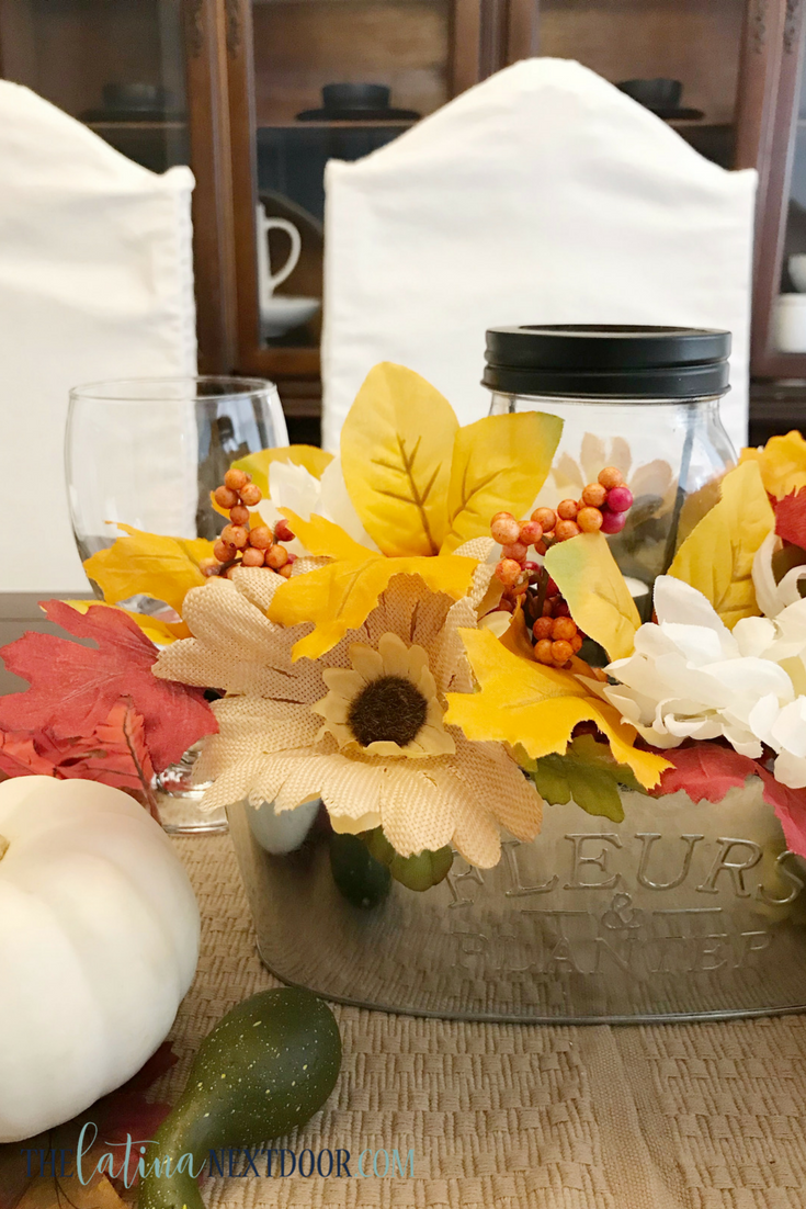 14 DIY Farmhouse Thanksgiving Table