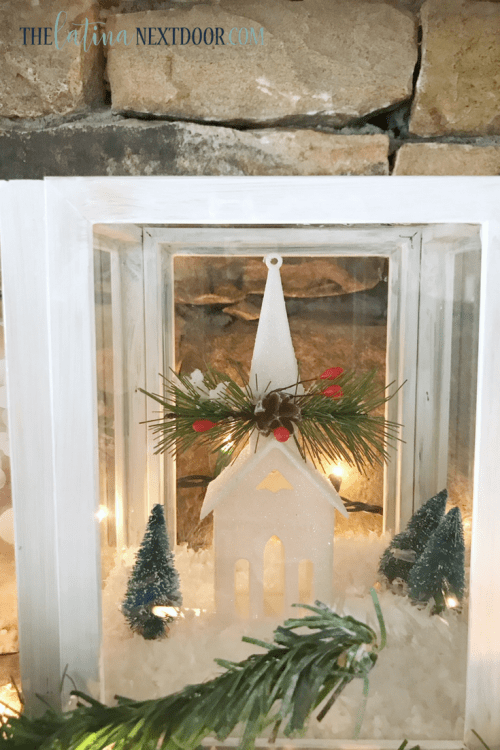 4 1 DIY Christmas Decorations Using Dollar Tree Products