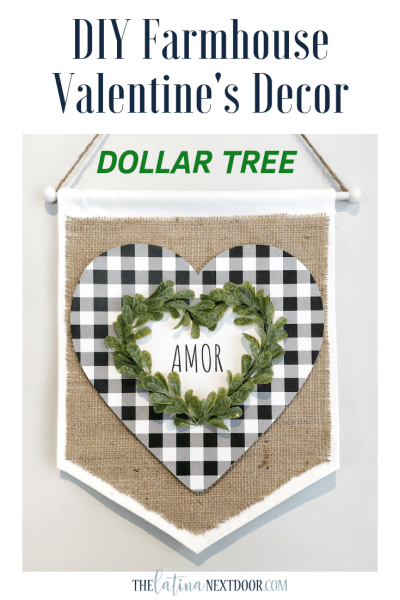 4 Farmhouse Valentines DIY's