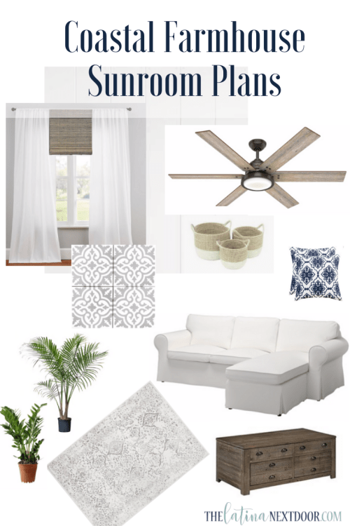 Coastal Farmhouse Sunroom Plans Coastal Farmhouse Sunroom Plans