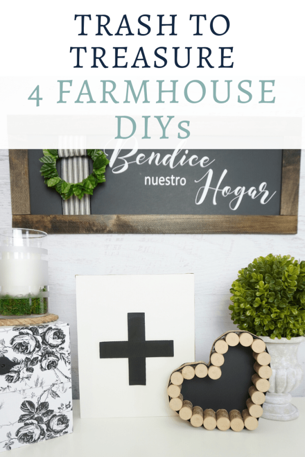 Trash to Treasure Farmhouse DIYs Trash to Treasure Farmhouse DIYs