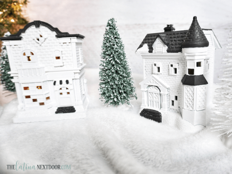 Dollar Tree Christmas Village Hack 8 Dollar Tree Christmas Village Hack