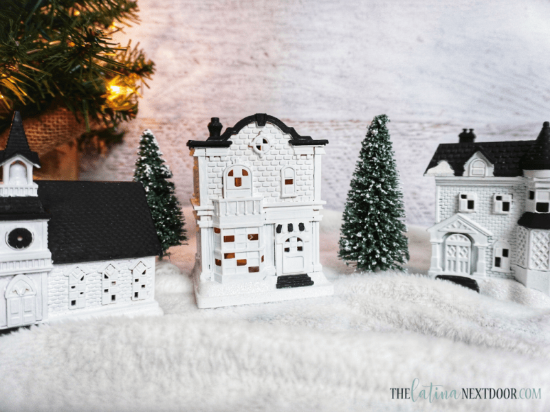 Dollar Tree Christmas Village Hack 9 Dollar Tree Christmas Village Hack