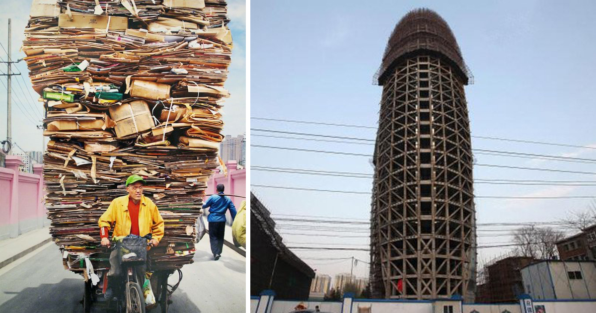 New pictures: 17 photos which prove that China is the world's weirdest country