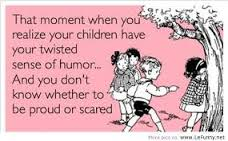 children's twisted humor