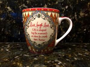 Adele Basheer mug