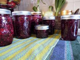 tripple berry jam