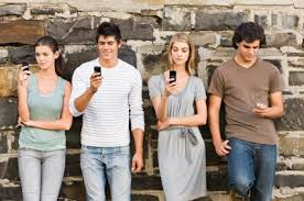 cell phone users