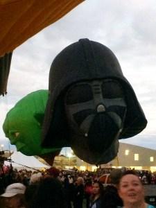 Yoda and Darth