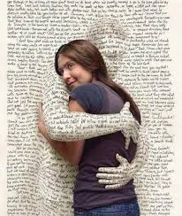 Hug in words
