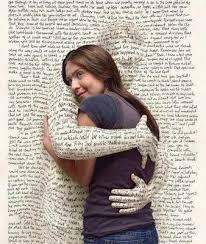 Hug in words