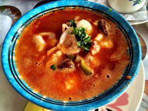La Bruja seafood stew