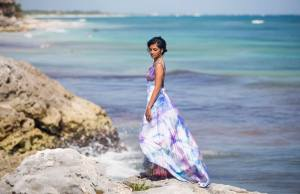 Jasmine wedding day