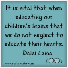 educate children's hearts