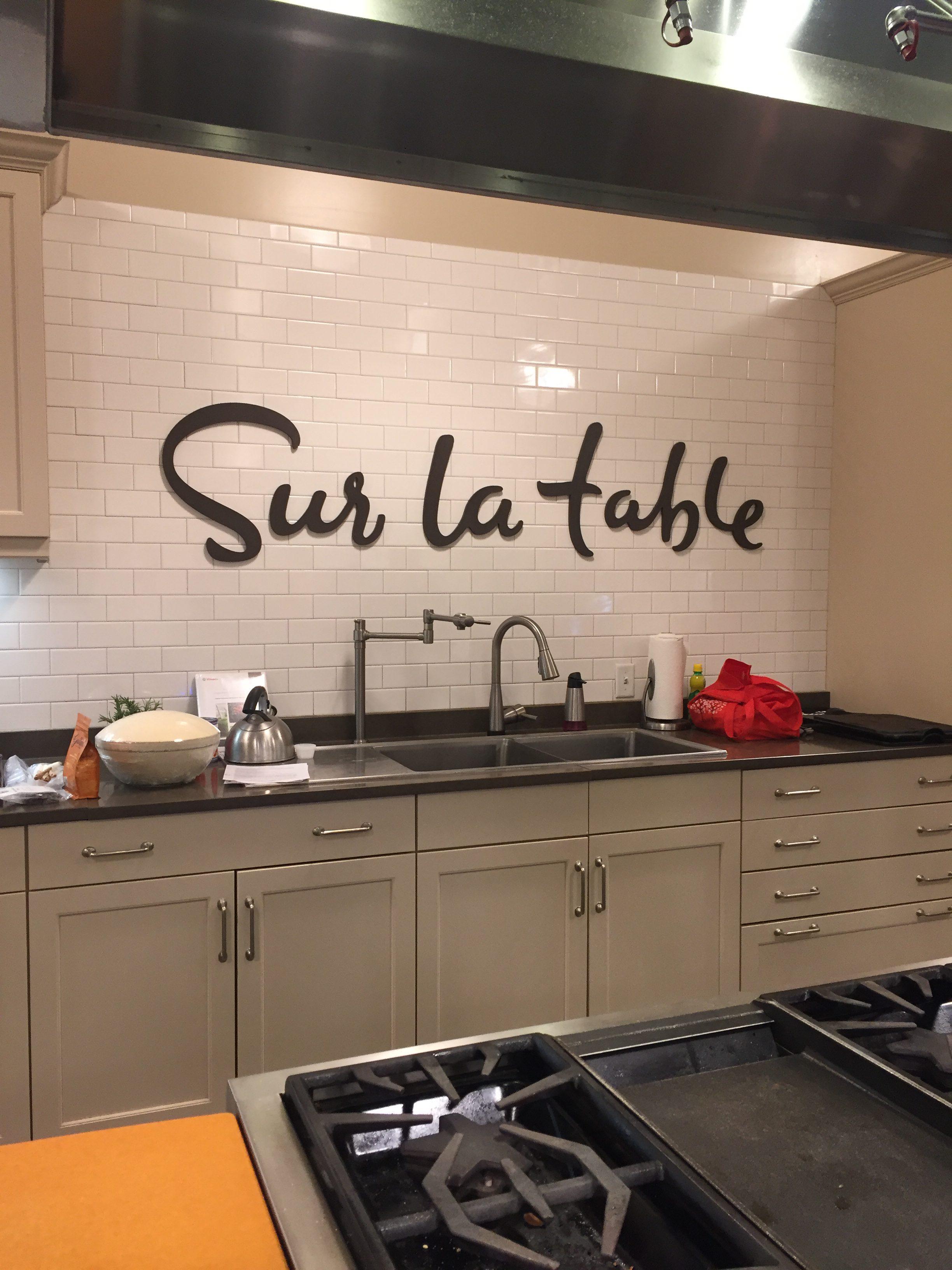 Cooking Class at Sur La Table French Croissants