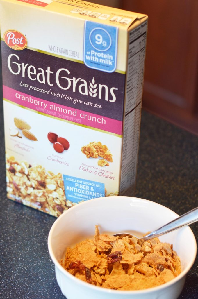 Great Grains® to start your day off right