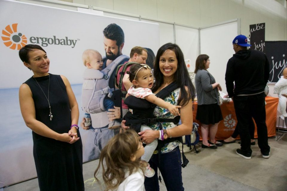 Review Of Ergobaby Omni 360 Baby Carrier