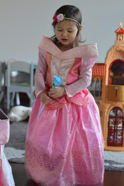 Our Favorite Princess Dresses For Toddlers- Aurora