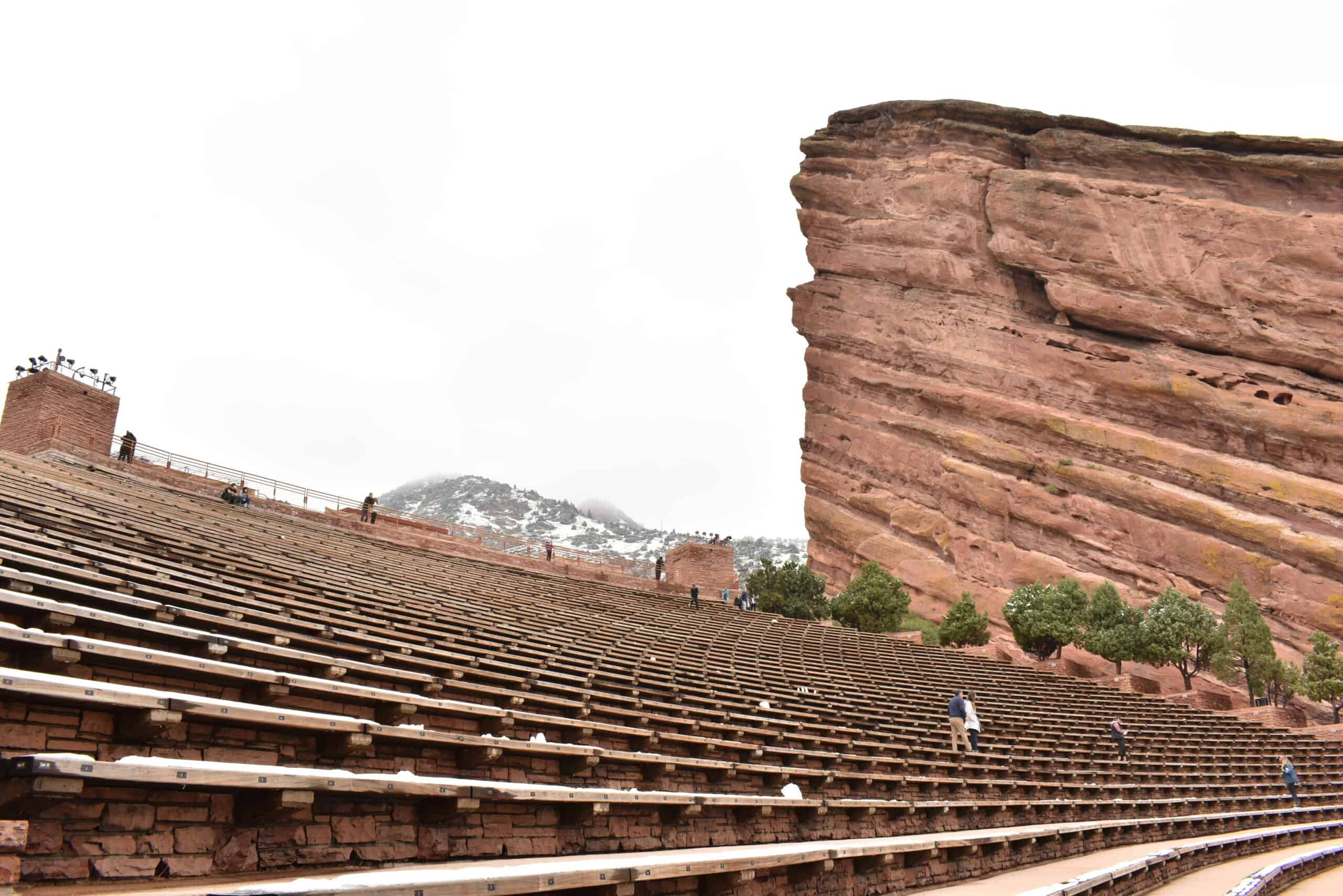 Colorado Red Rocks Amphitheatre