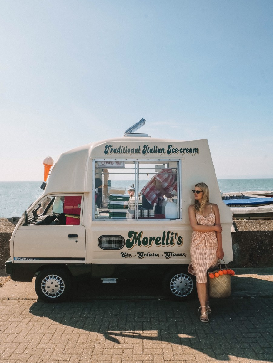 A FOODIES GUIDE TO WHITSTABLE // THE UK'S CUTEST SEASIDE TOWN