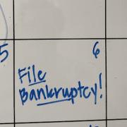 File bankruptcy