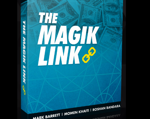 The Magik Link is a quick and easy money hack for creating a recurring passive income