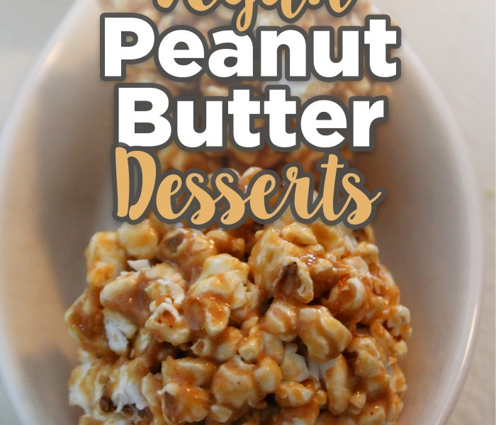Peanut Butter Desserts Ebook | The Lazy Vegan Baker