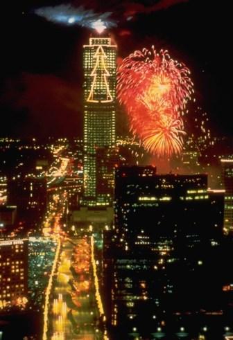 Uptown Fireworks
