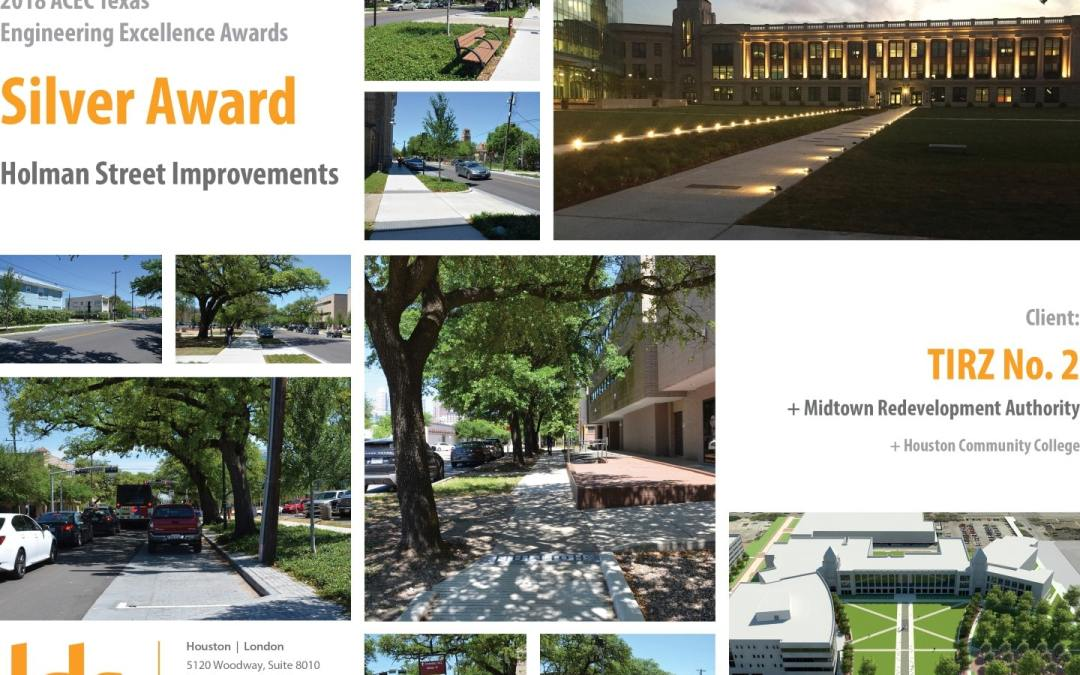 Silver Award Winning Holman Street