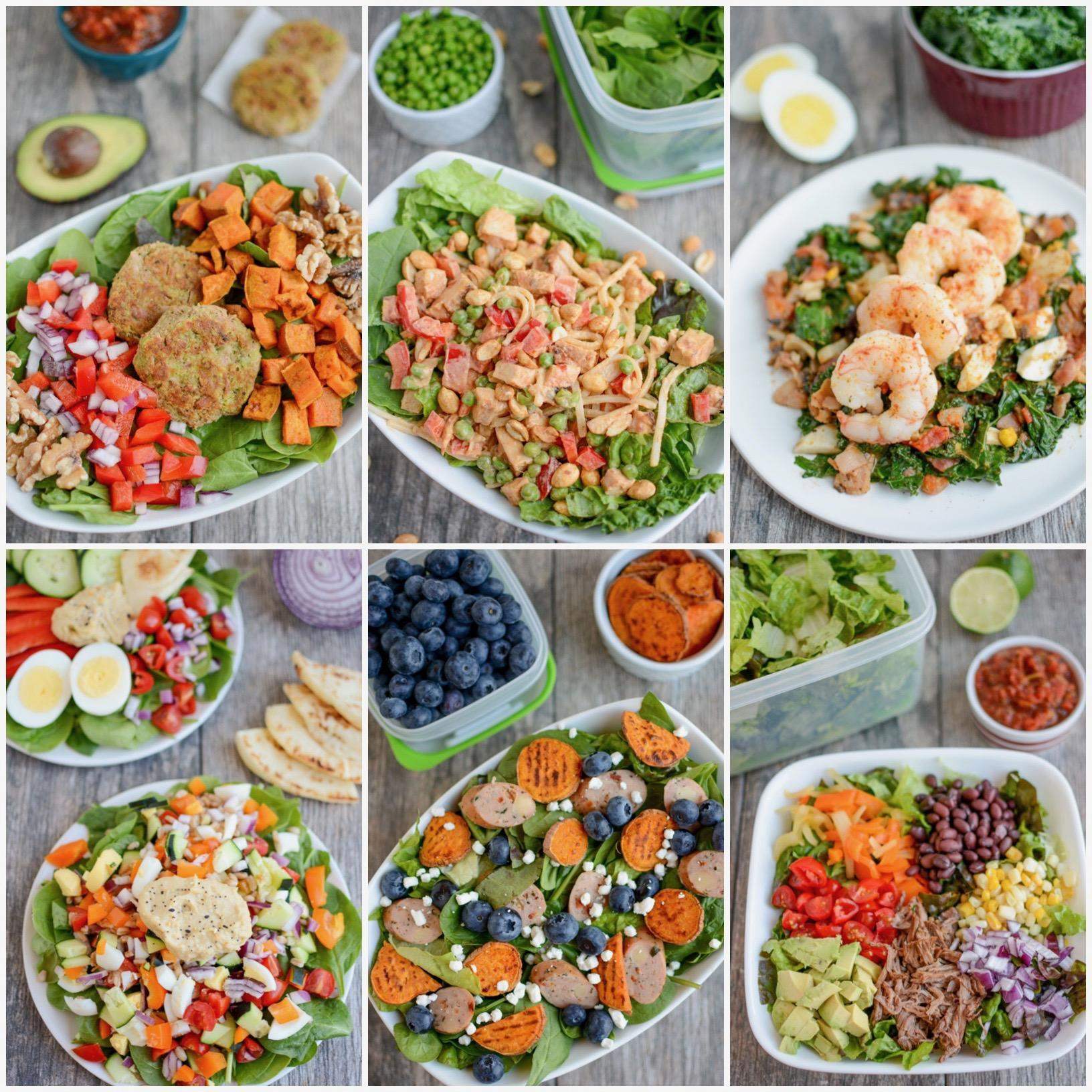 Ultimate List Of Salad Topping Ideas What To Put In Salad