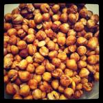 Perfectly Roasted Chickpeas