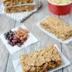 Quinoa Breakfast Bars