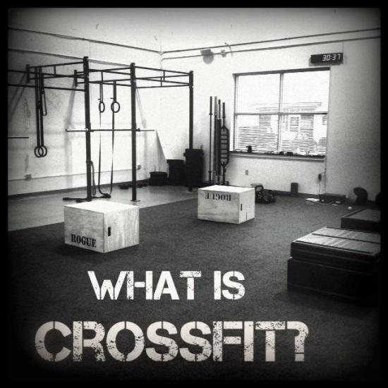 New to crossfit or thinking about starting? It's a great workout - Here's a detailed breakdown of what it entails!