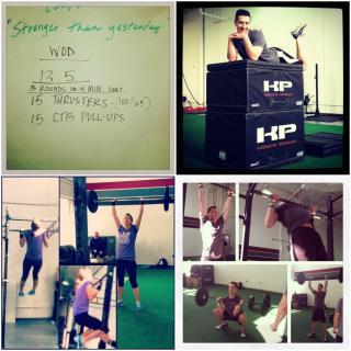 Fitness Friday 50