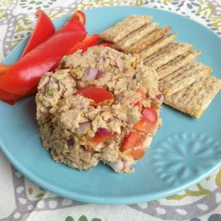Tuna Salad with Avocado