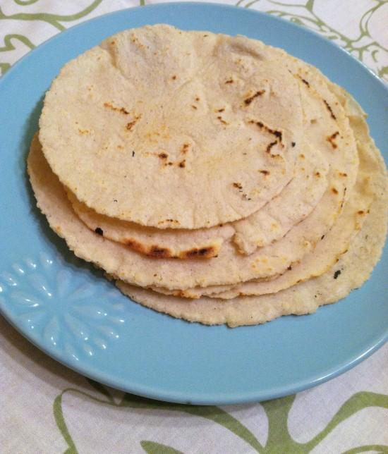 Skip the store bought! With just a few ingredients you can make your own homemade corn tortillas and tortilla chips!
