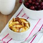 Overnight Baked French Toast Cups
