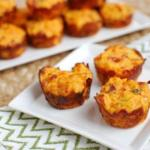 Jalapeno Cheddar Sweet Potato Puffs