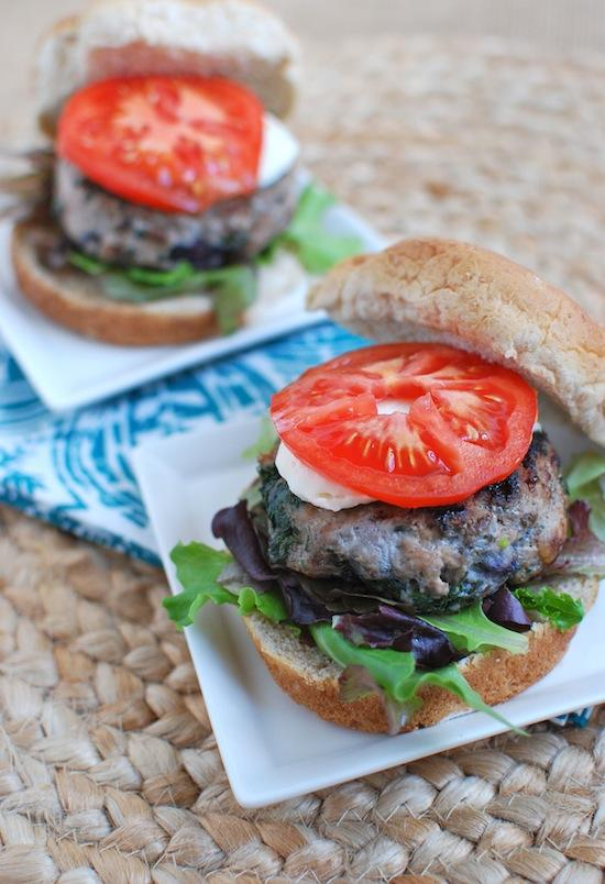 Take your summer grilling to the next level with these Wild Blueberry Turkey Burgers. These healthy burgers are packed with antioxidants and flavor!
