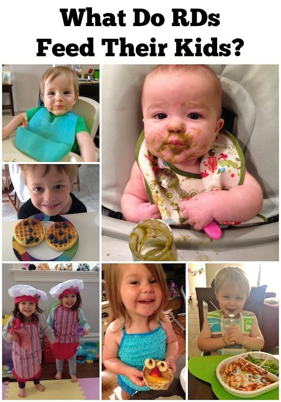 Need some kid friendly meal ideas? Check out this post to see what Registered Dietitians feed their kids for healthy meals and snacks!