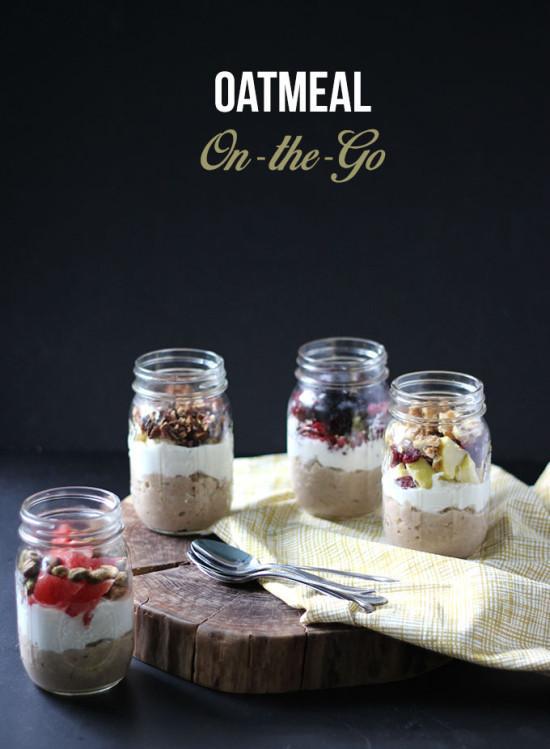 Oatmeal-To-Go