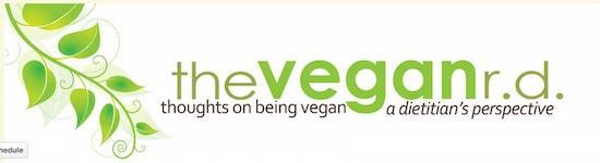 vegan rd