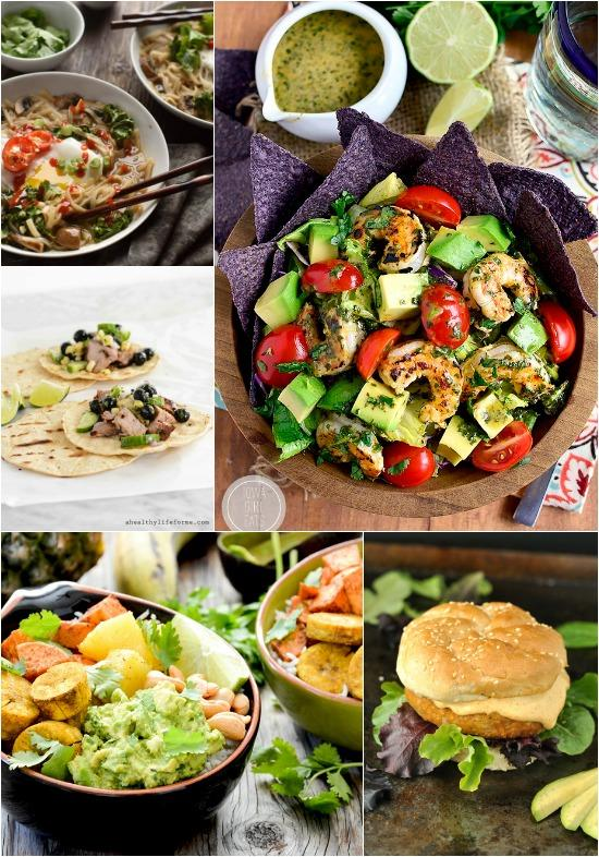 Dairy-free Lunch Ideas