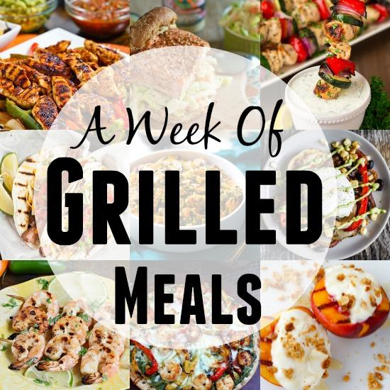 grilled meals