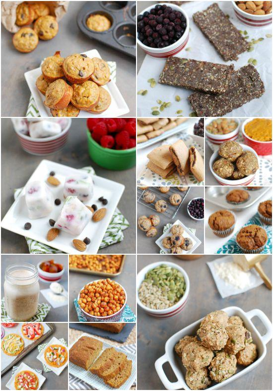 Healthy Snack Recipes