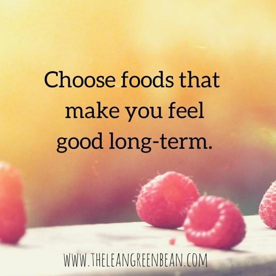 I choose to honor my hunger & fullness. (1)