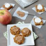 Pumpkin Apple Baked Mini Pancakes