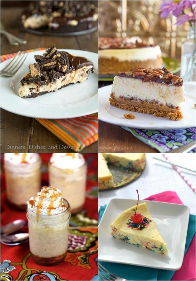 popular cheesecake desserts